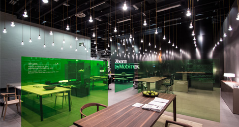imm cologne, zoom by mobimex