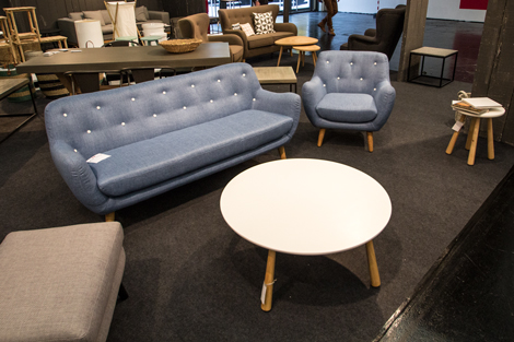 scandinaviandesign, imm cologne Sofa