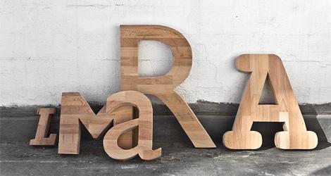 holztype fry2k philipp pilz. Black Bedroom Furniture Sets. Home Design Ideas