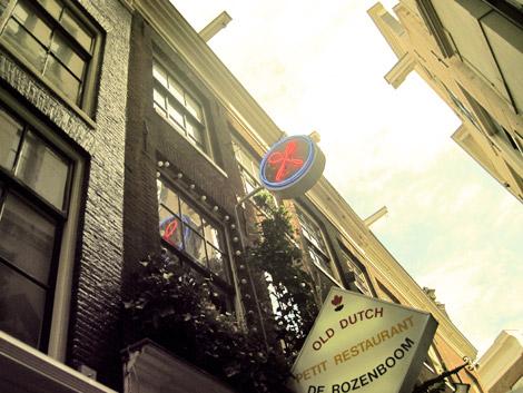 Old Dutch Amsterdam