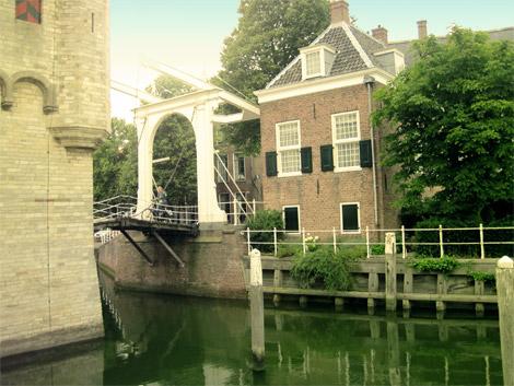 Zierikzee Brücke