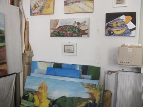 Offene Ateliers Bielefeld Kirsten Anais Miller