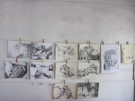 Offene Ateliers Bielefeld Mariusz Kuklik