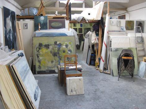 Offene Ateliers Bielefeld Ulrich Linke