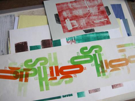 Offene Ateliers Bielefeld Herbert Blaschke