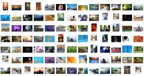365 – pro Tag ein Foto.