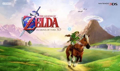 The Legends of Zelda: Ocarina of Time