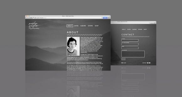 Website Pablo Paolo Kilian