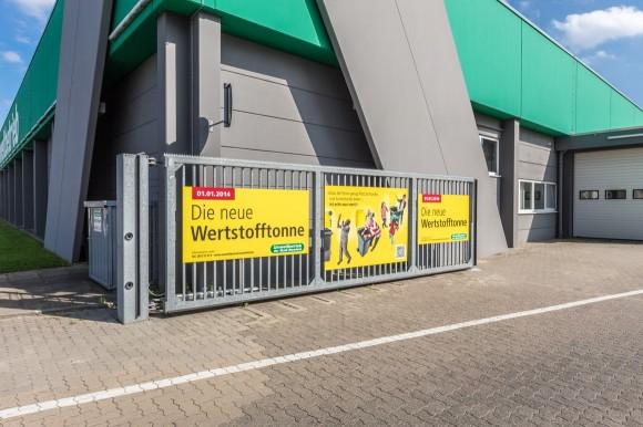 Wertstoffhof, Die neue Wertstofftonne, Umweltbetrieb Bielefeld