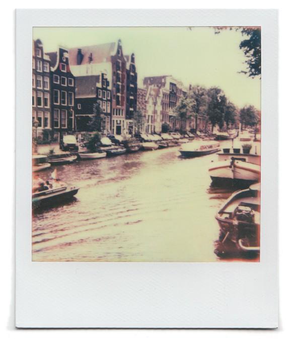 Polaroid Amsterdam Poladarium