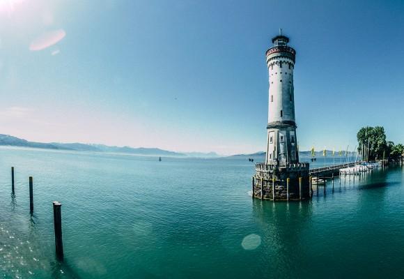 Leuchtturm, Lindau am Bodensee