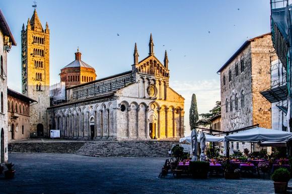 Massa Marittima, Kathedrale San Cerbone