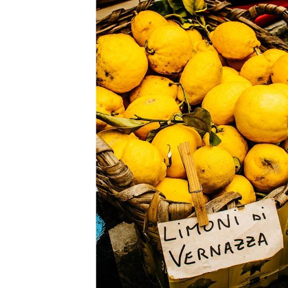 Zitronen, Vernazza