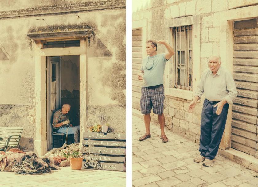 Ich mag es, Menschen zu fotografieren, die eine Geschichte erzählen.