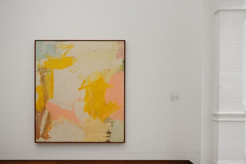 Ein Gemälde das mir sehr gut gefällt: Willem de Kooning – Rosy-Fingered Dawn at Louse Point, 1963