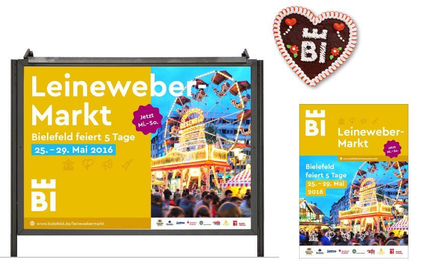 Leinewebermarkt Bielefeld