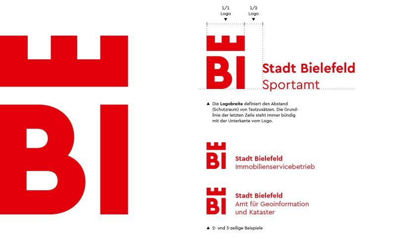 Stadt Bielefeld Logo