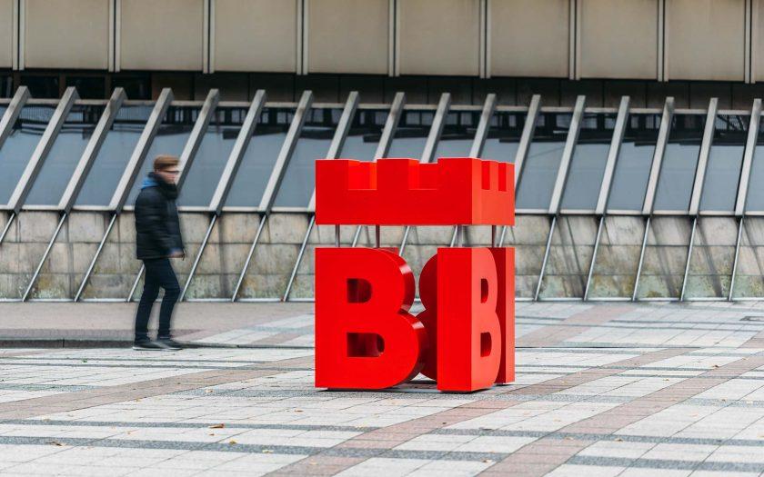 Stadt Bielefeld Logo 3D