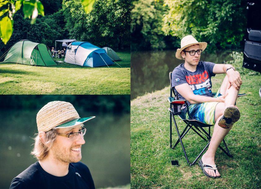 Campingplatz Oranienstein in Diez
