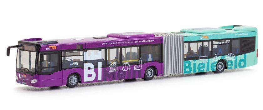 Bielefeld Modell-Bus 1:87