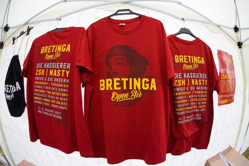 Bretinga T-Shirt 2017