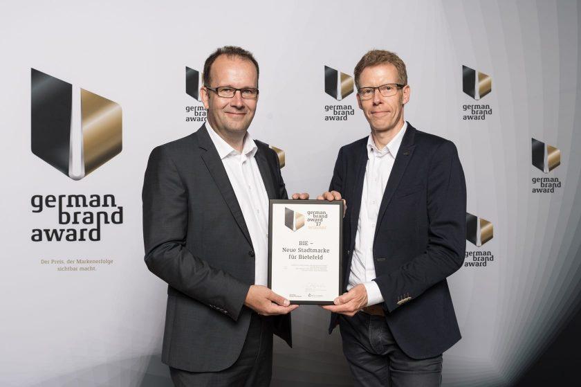 German Brand Award Preisverleihung 2017 Berlin