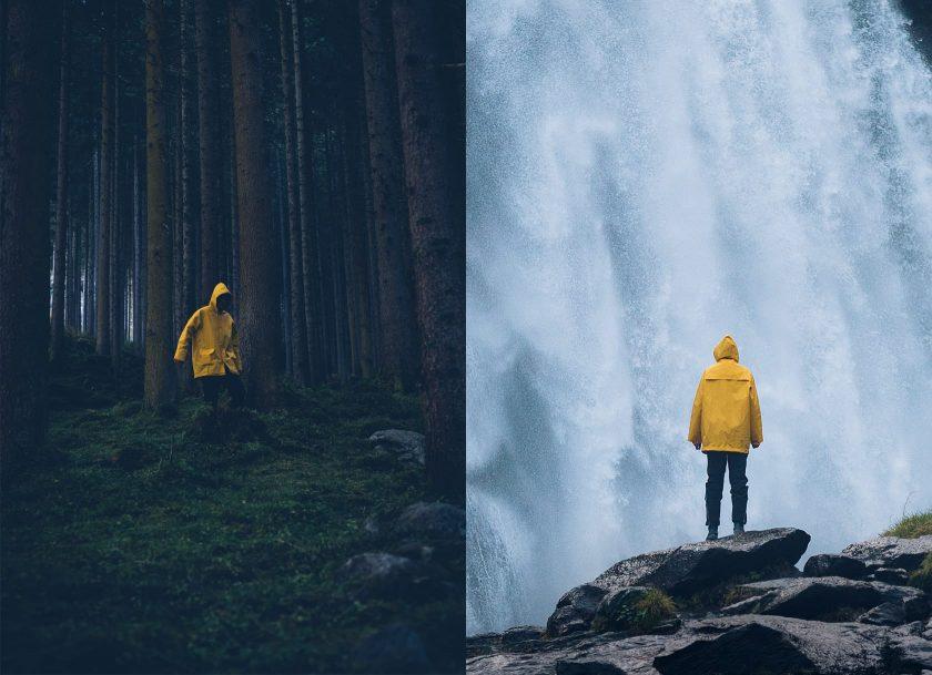 Die Krimmler Wasserfälle in Österreich sind ein toller Abenteuerspielplatz!