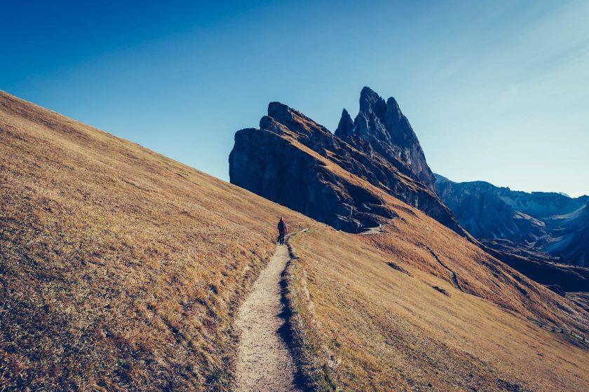 Seceda Wanderung Südtirol
