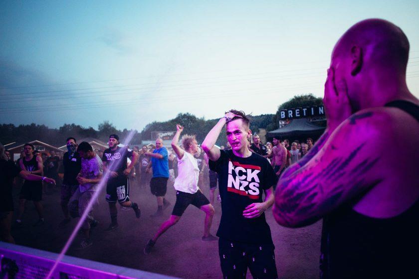 Festivalimpressionen: Das war das Bretinga 2018 in Breitungen an der Werra.