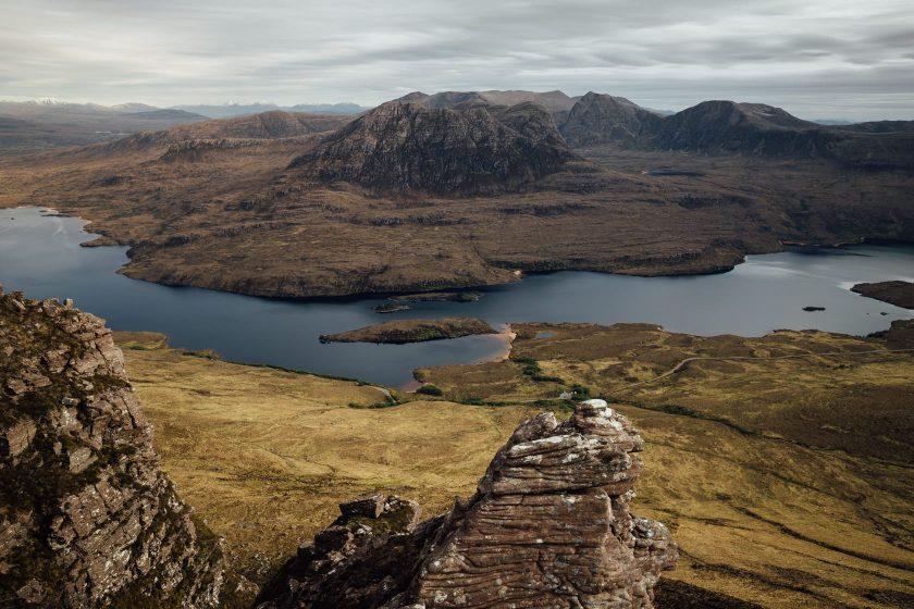 Stac Pollaidh, Assynt, Schottland