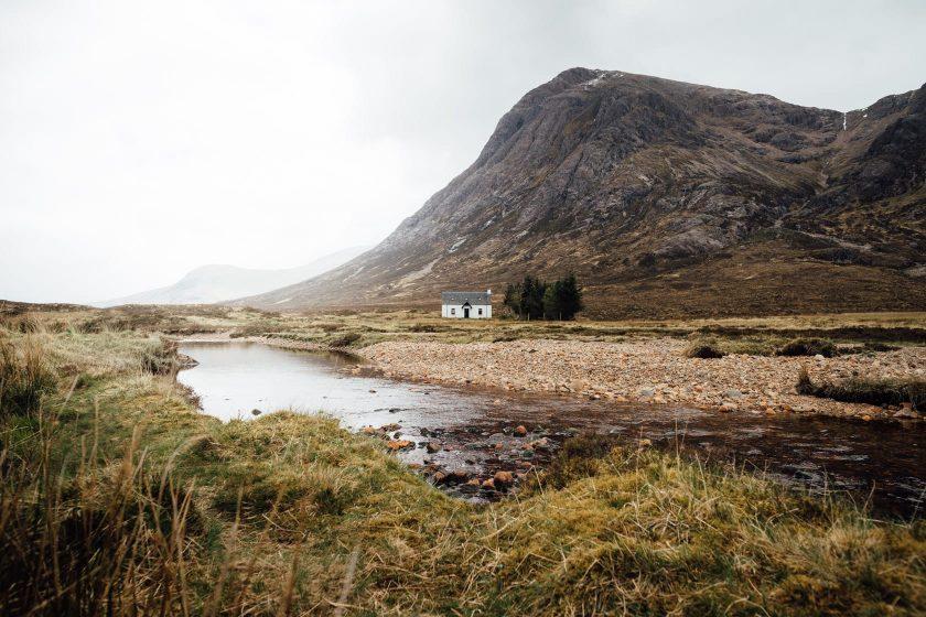 Glencoe, Schottland.