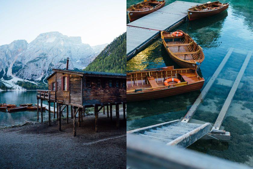 Der Lago di Braies ist einfach immer wieder schön!