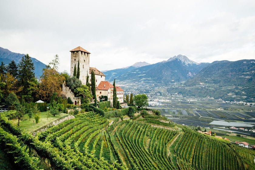 Schloss Lebenberg in Meran (Süd Tirol)