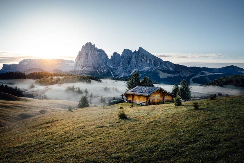 Die Seiser Alm – so ziemlich das Schönste was Süd Tirol so zu bieten hat.
