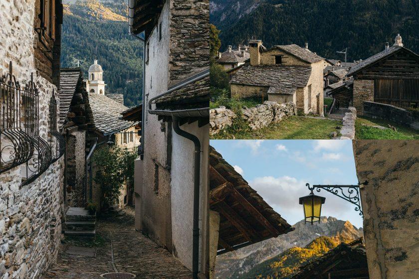 Noch ein paar Impressionen aus der schönen Altstadt hoch oben in den Bergen.