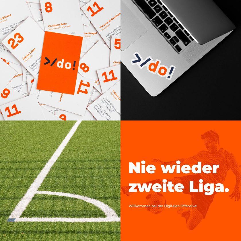 Digitale Offensive Bielefeld, Fotos aus dem Corporate Design